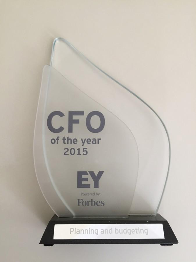 ДЗИ с отличие на престижния конкурс за финансови лидери – CFO of the year