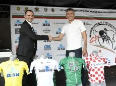 Французин е първият носител на жълтата фланелка в 67-мата Обиколка на България