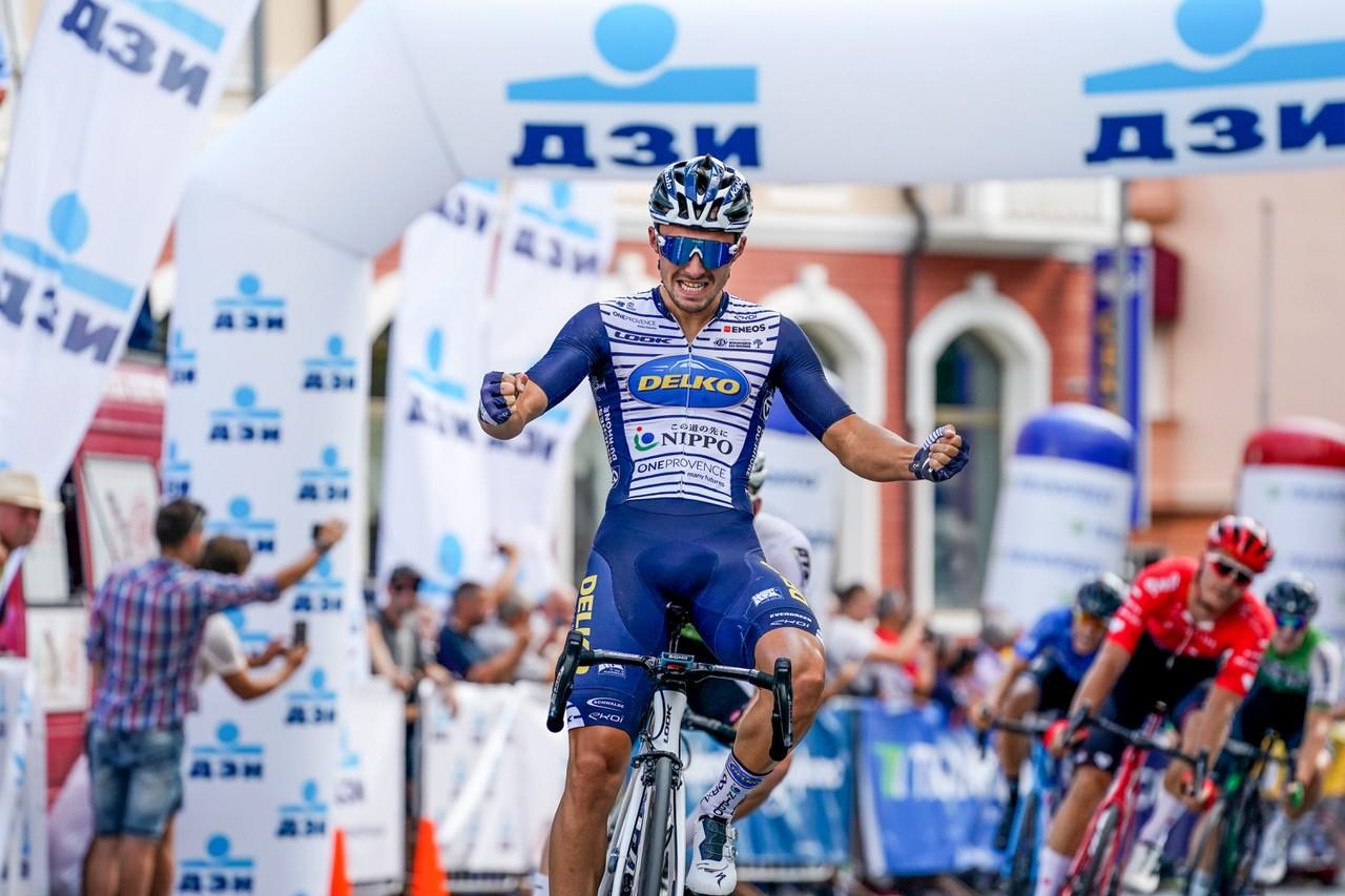 Пиер Барбие спечели третия етап в Обиколката на България