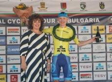 Немска победа беляза втория етап в Международната колоездачната обиколка на България
