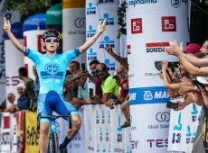 Отново немско превъзходство в Международната колоездачна обиколка на България